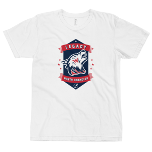 LTS North Chandler Coyotes White Logo T-shirt 2020
